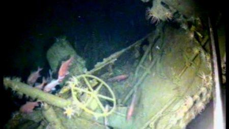 Submarino australiano afundado na 1ª guerra é encontrado após 103 anos de busca