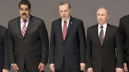 Maduro receberá investimento bilionário de Rússia e Turquia para manter ditadura