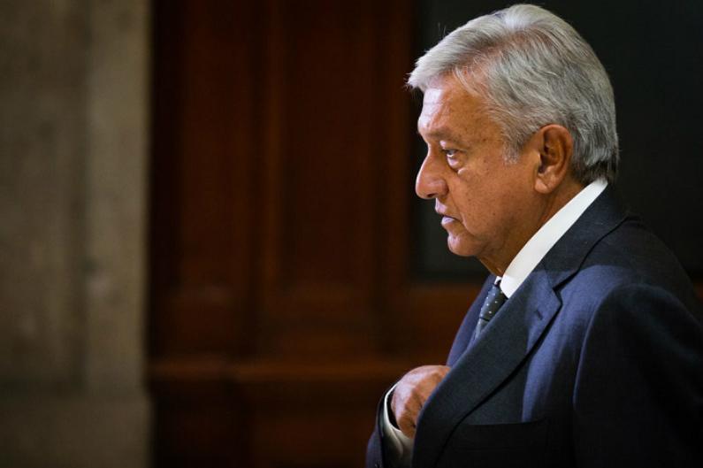 EUA representam o maior desafio e ameaça à política externa do governo do presidente mexicano Andrés Manuel López Obrador (Manuel Velasquez/Getty Images)