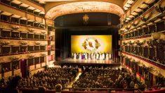 Embaixada da China pressiona teatro para cancelar apresentações do Shen Yun na Espanha