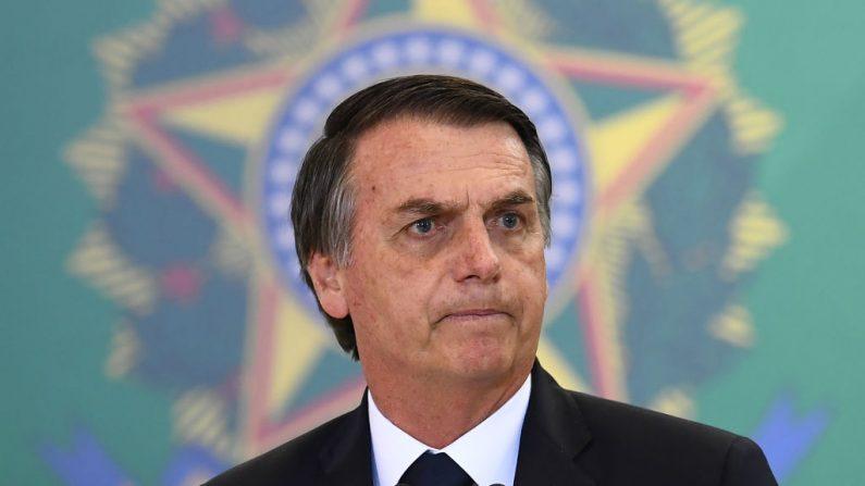 Bolsonaro defende mudanças na legislação para frear violência no país