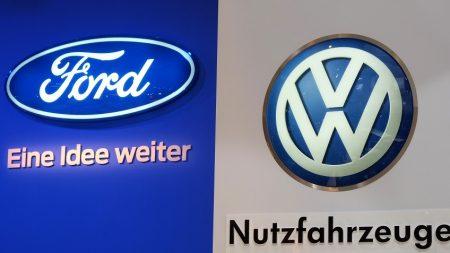 Volkswagen e Ford firmam aliança para produção de novos produtos