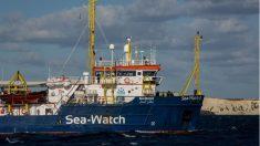 Itália não permitirá desembarque de navio humanitário que foge de ciclone