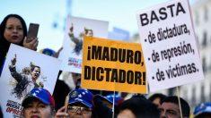 Protestos contra Maduro se estendem até madrugada em várias áreas de Caracas