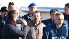 fd5a6e84008 Terrorista chega à Itália e começa a cumprir pena de prisão perpétua em Roma