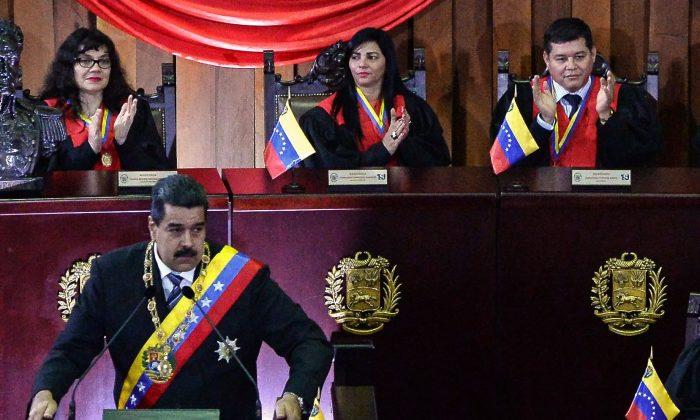 Ex-juiz da Suprema Corte venezuelana foge do pais e está disposto a cooperar com os EUA
