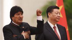 Enquanto líder da Bolívia se prepara para o quarto mandato, a influência da China cresce