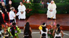 Sínodo da Amazônia: mídia de esquerda quer jogar governo contra Igreja