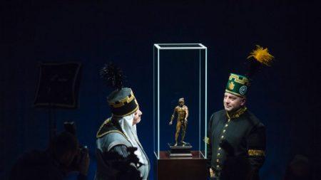 Estatueta rara de Giambologna regressa à Alemanha