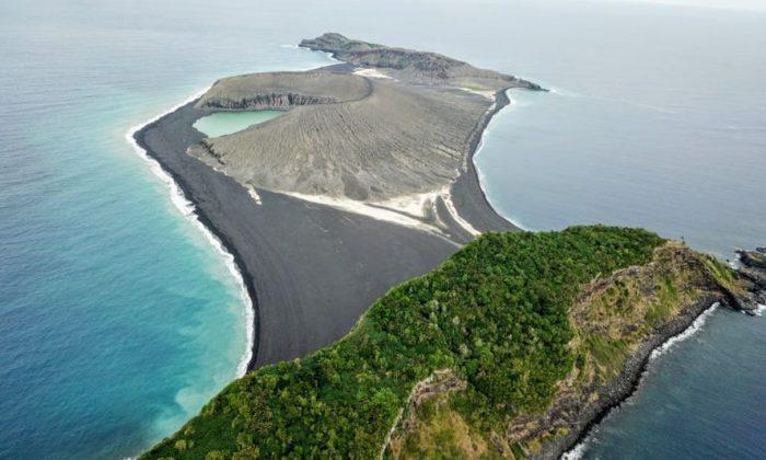 Vida Coloniza Ilha Misteriosa Que Apareceu No Oceano Pacífico Em