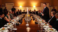 Em Washington, Bolsonaro diz que sua chegada à presidência foi milagre e vontade de Deus