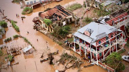 Sobe para mais de 200 número de mortes causadas por ciclone em Moçambique