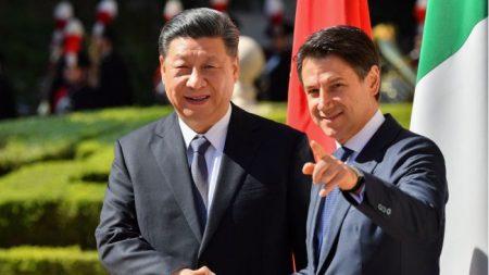 """Itália participa da iniciativa chinesa """"Um Cinturão, Um Caminho"""" em meio a preocupações"""