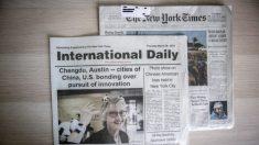 É hora de falarmos sobre a desinformação chinesa paga publicada em jornais ocidentais