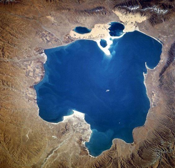 Lago Qinghai (Wikimedia)