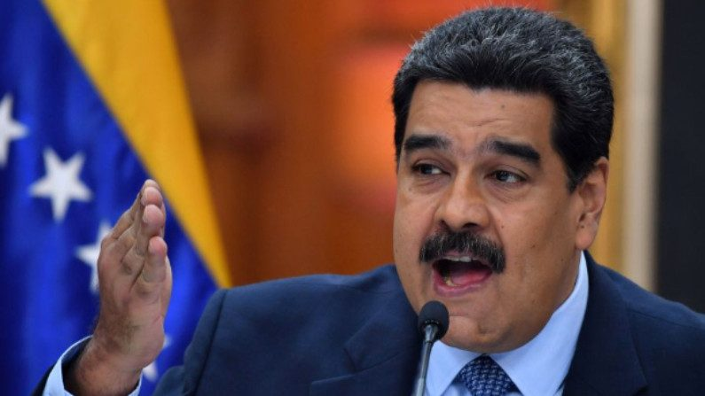 Maduro classifica carta do Vaticano como 'lixo e veneno'