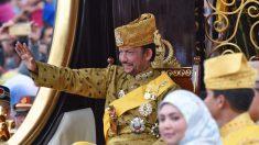 Celebridades e ONGs pedem boicote ao sultão de Brunei por país adotar sharia