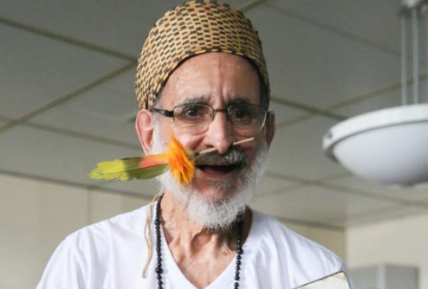 Ex-jesuíta Thomáz de Aquino Lisboa, que largou a religião para viver com os índios em MT, representa a Igreja irreconhecível que querem produzir no Sínodo (CIMI)