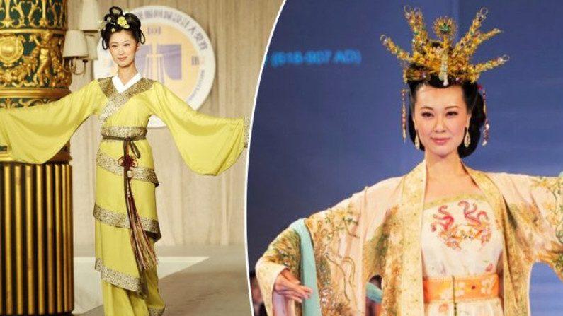 Uma viagem no tempo até o glorioso passado da moda das antigas dinastias chinesas (Vídeo)