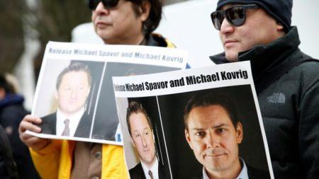 Contrastes entre detenção da CFO da Huawei e canadenses detidos na China