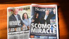 """Nova vitória de conservadores, contrariando pesquisas, agora na Austrália. Vencedor fala em """"milagre"""""""