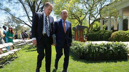 Ross: negociações comerciais da UE são muito mais complexas do que negociações da China