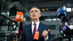 OTAN entrega ultimato à Rússia