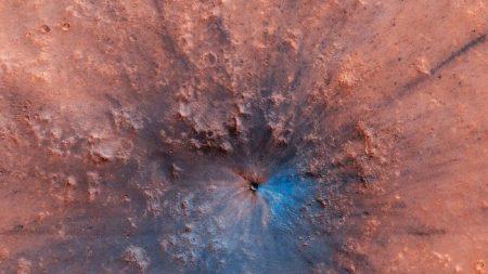 Cientistas divulgam hipótese sobre o que aconteceu com água em Marte