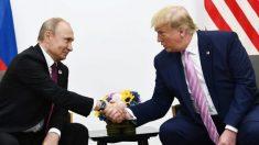 Trump encontra Putin na cúpula do G20 no Japão