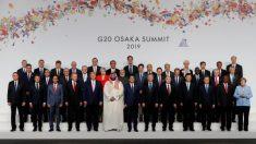 Xi Jinping aperta mão de Trump antes da tão esperada reunião no G-20 (Vídeo)