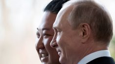 Rússia ajuda a atenuar efeitos da seca na Coreia do Norte com doação de trigo