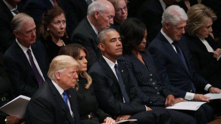 """Trump: Obama """"tinha que estar sabendo"""" da espionagem, Clinton """"deveria estar na cadeia"""""""