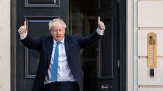 Boris Johnson testa positivo para covid-19
