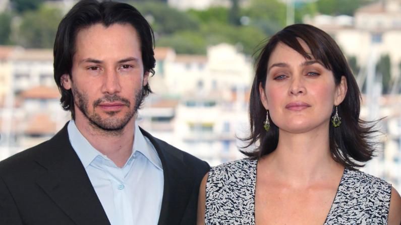 Keanu Reeves estará na quarta edição de Matrix junto com todo seu elenco original