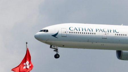 CEO da Cathay renuncia diante da pressão do regime chinês sobre protestos em Hong Kong