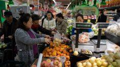 Inflação dos alimentos na China ameaça explodir