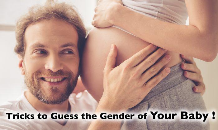 Menino ou menina? 11 maneiras incomuns de prever o sexo do seu bebê