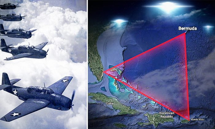 Mistério do Triângulo das Bermudas  de acordo com pesquisadores, teóricos da conspiração e céticos