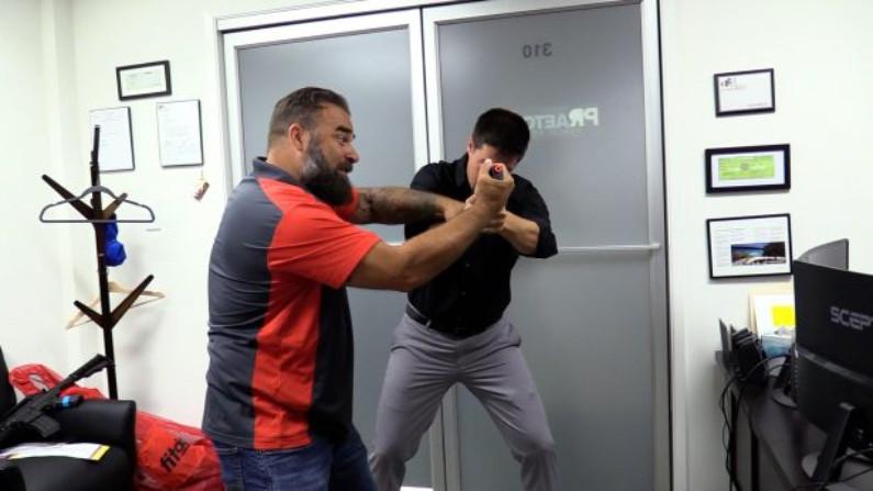 Especialistas ensinam como aumentar chances de sobrevivência contra atirador ativo (Vídeo)