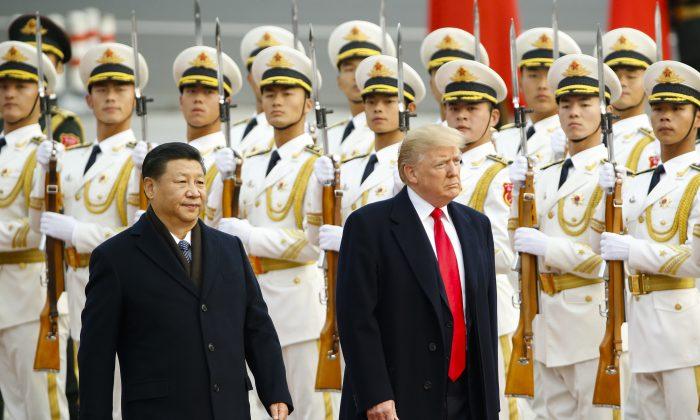 Finalmente uma boa política em relação à China