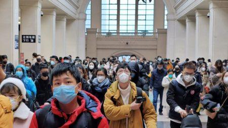 Novo coronavírus da China pode infectar 250.000 pessoas em Wuhan em 11 dias, dizem pesquisadores
