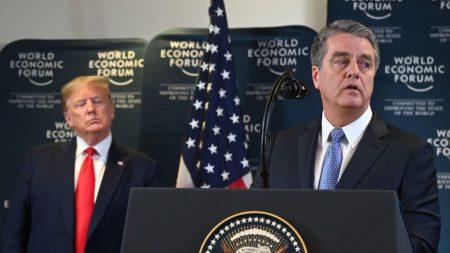 Reunião entre Donald Trump e Roberto Azevêdo mudou o rumo da OMC