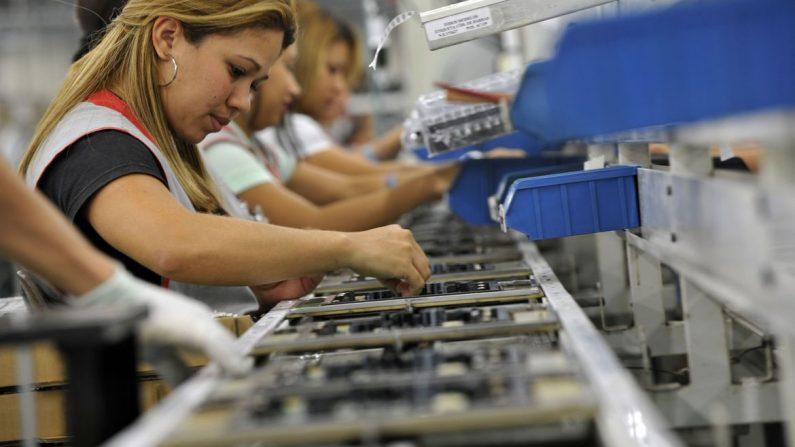 Faturamento da Indústria cresce 5,2% em setembro