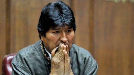 Candidatura de Evo Morales a senador na Bolívia é oficialmente rejeitada