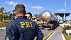 Em uma semana, operação da PRF causou prejuízo de mais de R$1 bilhão ao crime organizado