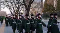 Regime chinês usa o vírus do PCC como pretexto para capturar religiosos