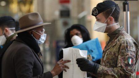 Itália registra 175 mortes de coronavírus em 24 horas