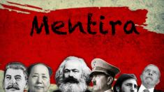 Mentir e mentir: uma compulsão comunista