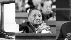 Os açougueiros-chefes da China: Mao Tsé-Tung, Deng Xiaoping e Jiang Zemin