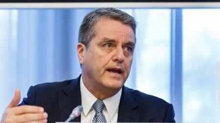 Brasileiro, diretor-geral da OMC alerta para recessão pior que a de 2008